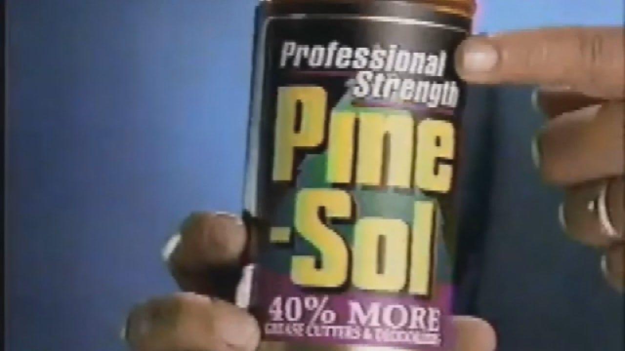 Preschoolers Served Pine-Sol Instead Of Apple Juice