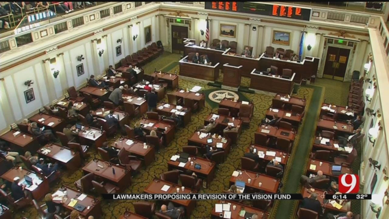 State Lawmakers Proposing To Revive The 'Vision Fund'