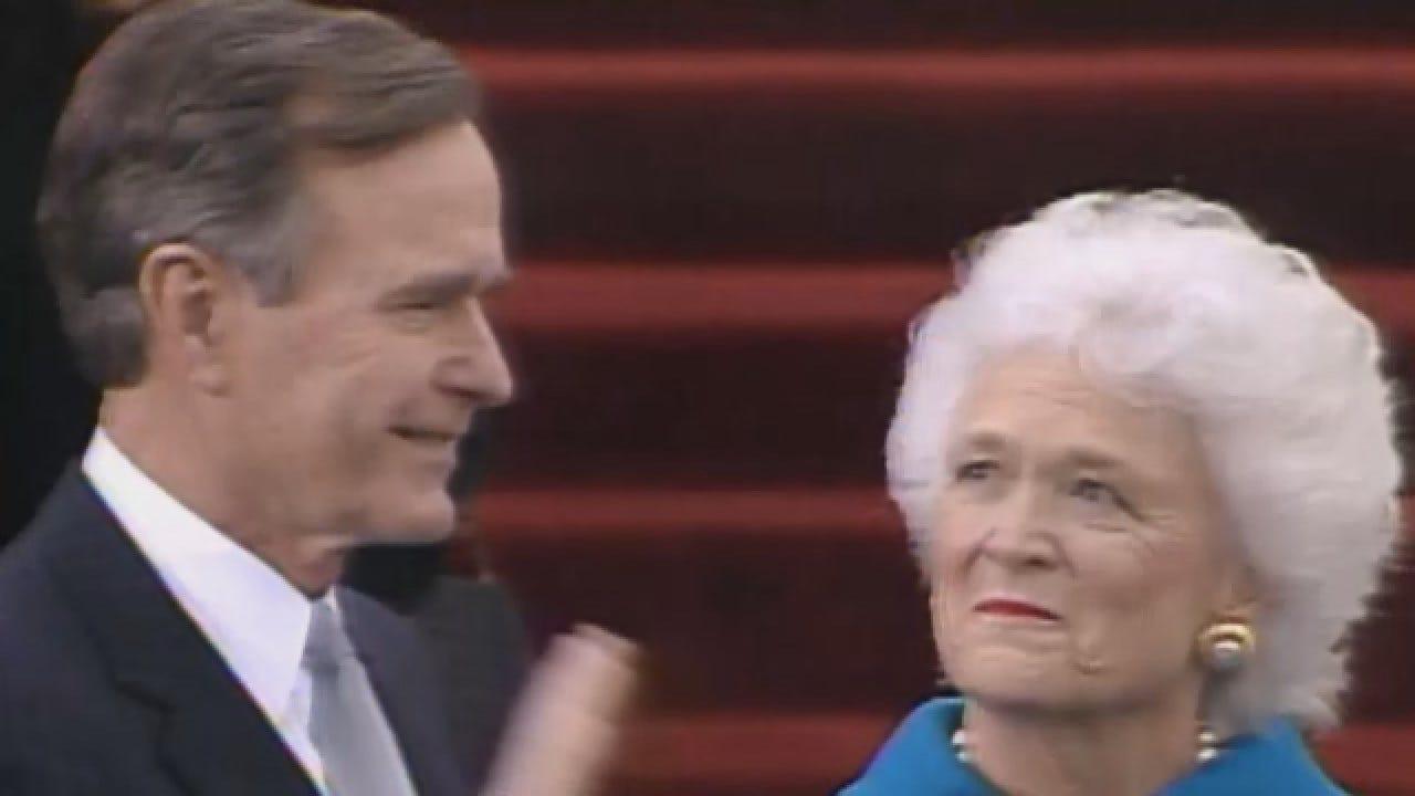 Former Presidents Remember George H.W. Bush
