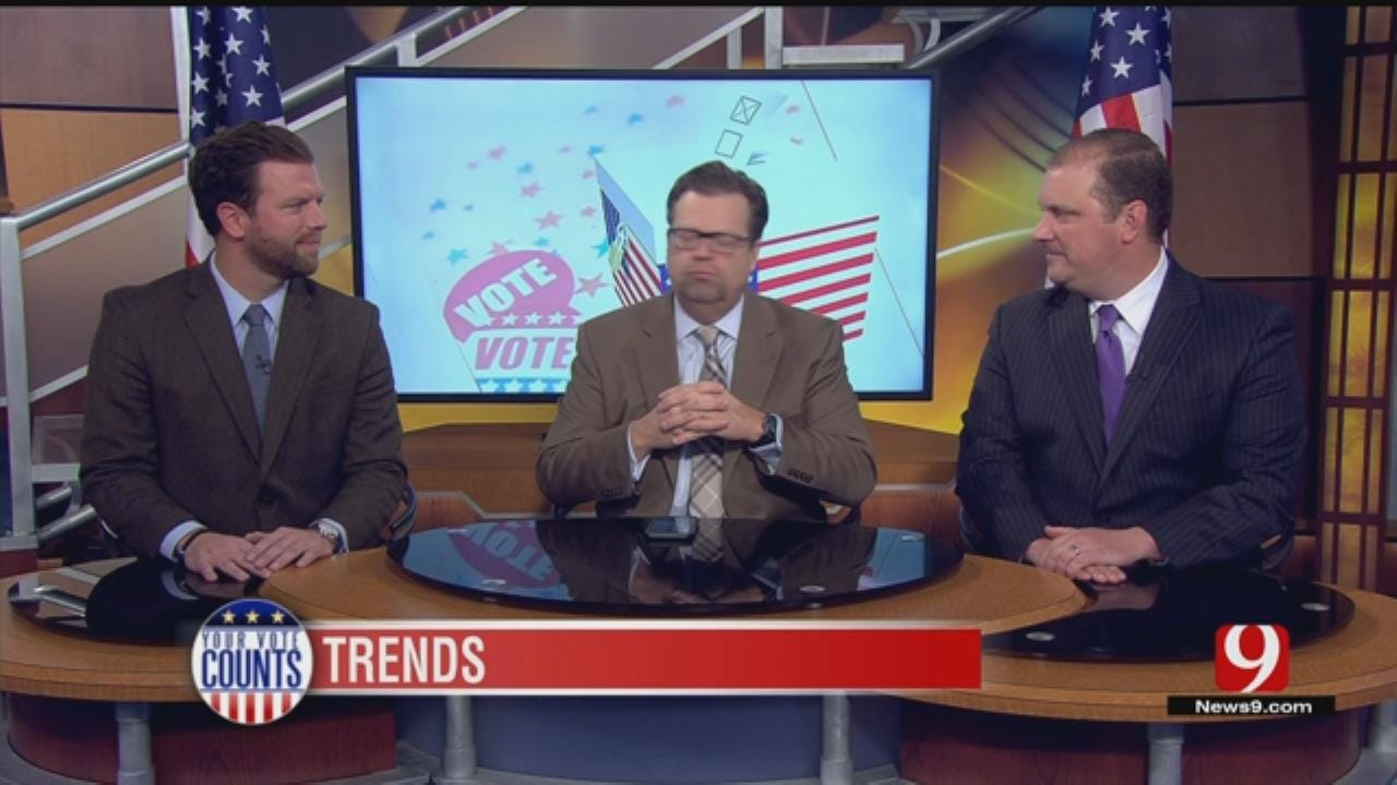 Your Vote Counts (December 2): Stitt Leadership Selected