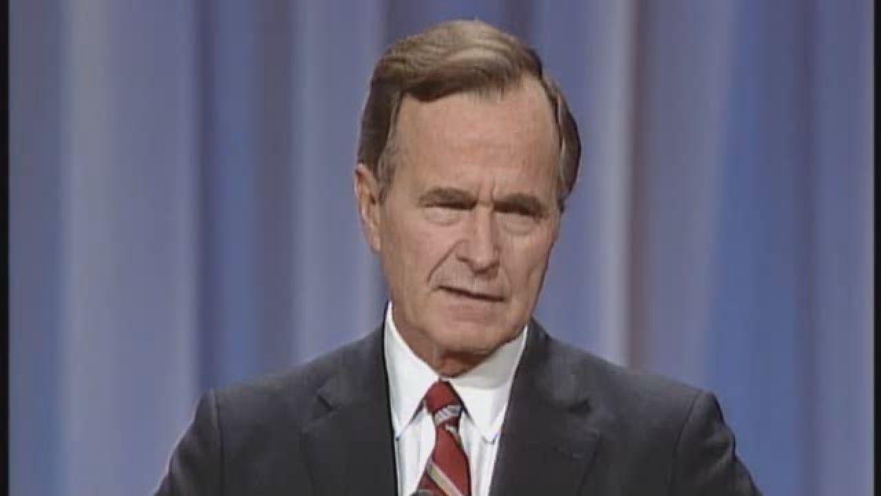 File Video: Former President George H.W. Bush Dies At 94