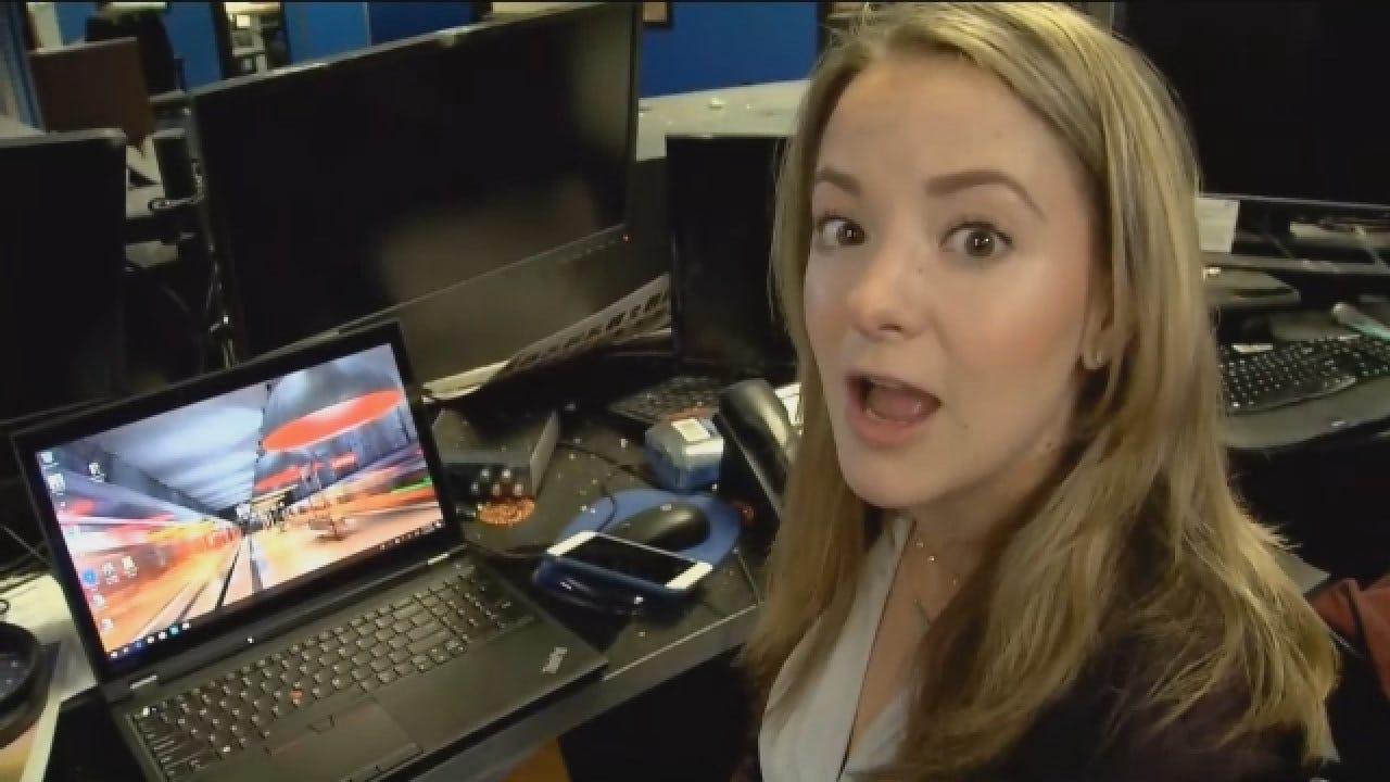 News Anchor Reacts After 7.0-Magnitude Earthquake Strikes Alaska