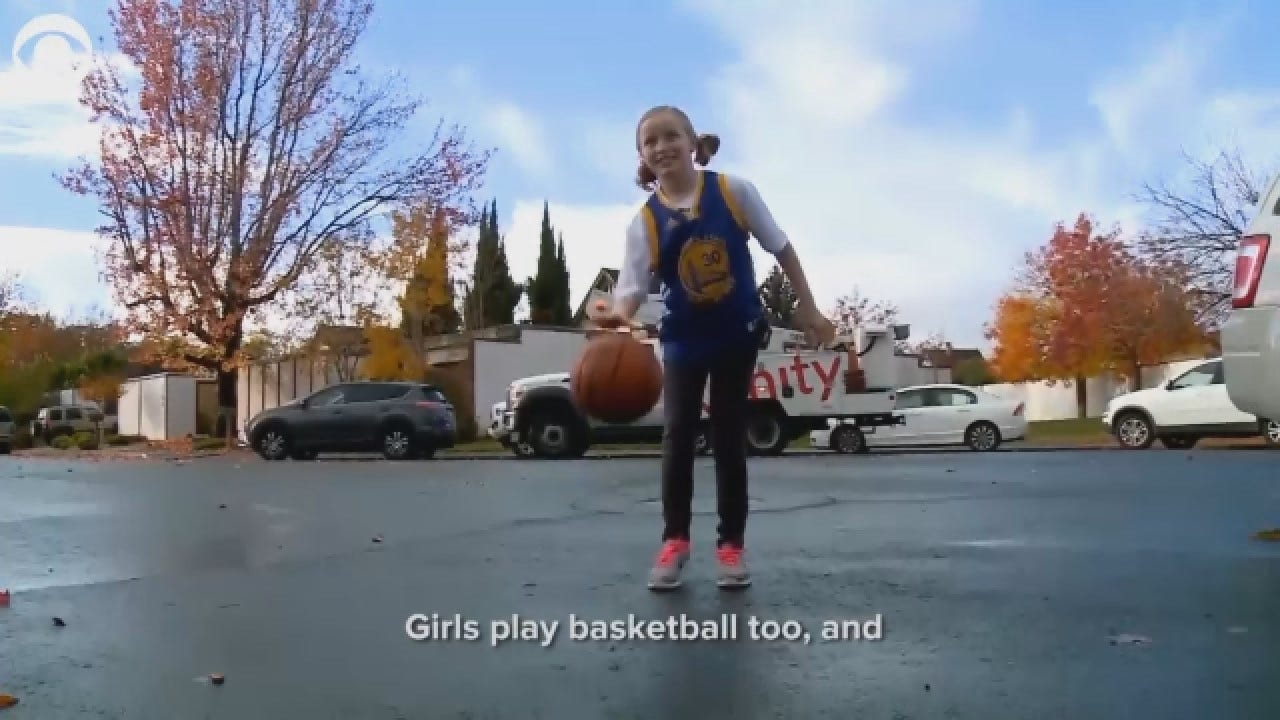 Girl Writes To Steph Curry About Under Armour Shoes
