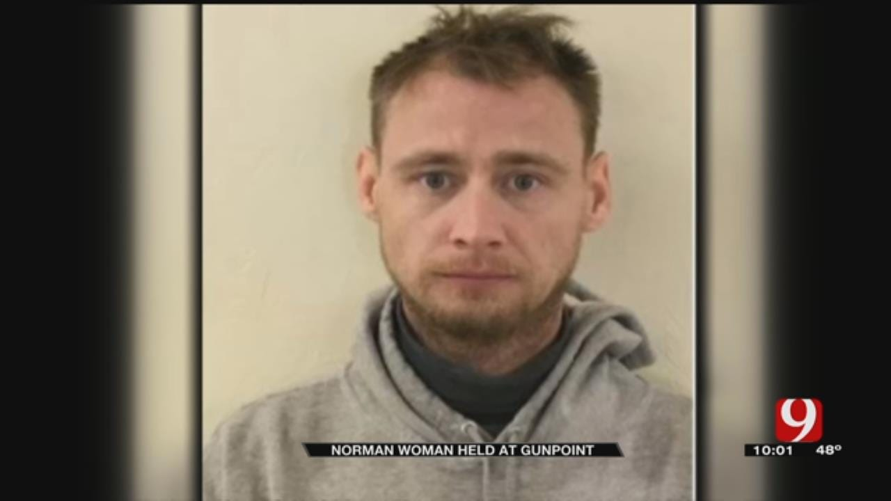 Police Searching For Man Accused Of Attacking OU Student
