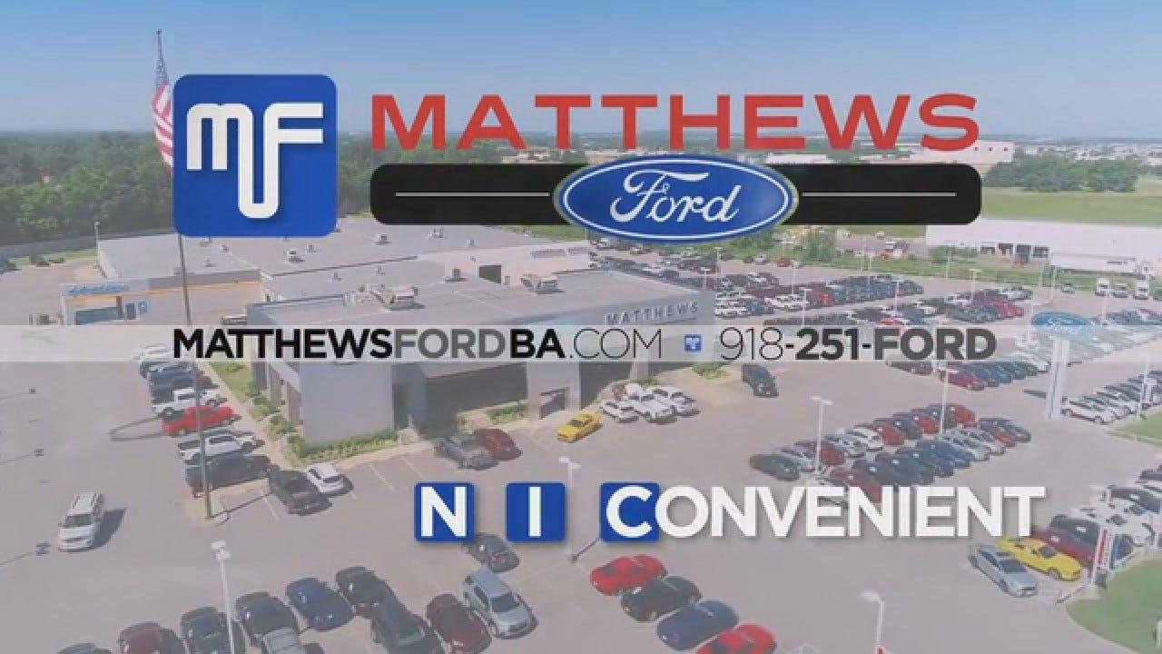 Matthews Ford: F-150 MFF150111815 (36282)