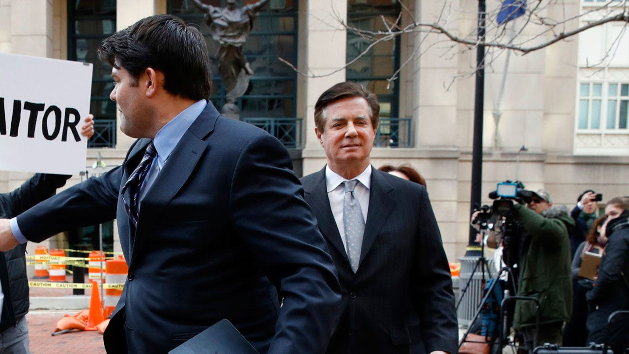 Mueller Says Manafort Violated Plea Agreement By Lying To Investigators