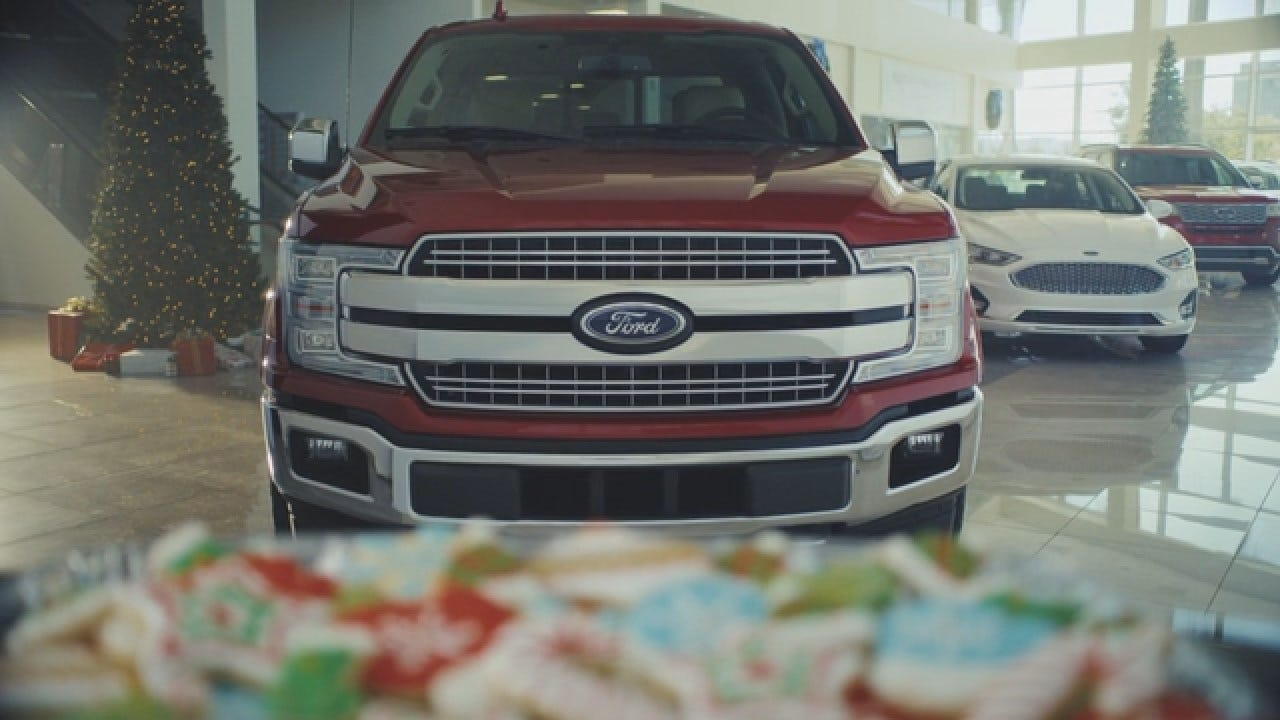 Ford Shopper: Built For The Holidays SE2018 Temptations - ACL-15-FPDV3507000H
