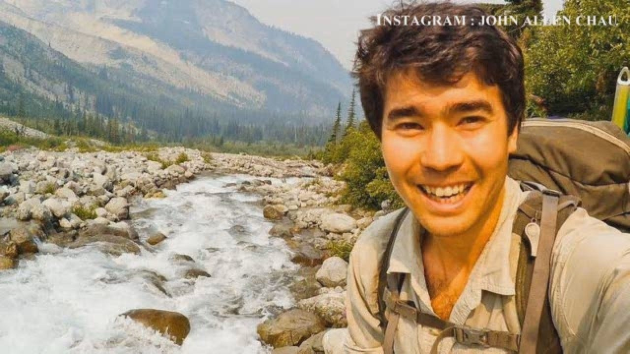 American Missionary Killed Still On Remote Indian Island