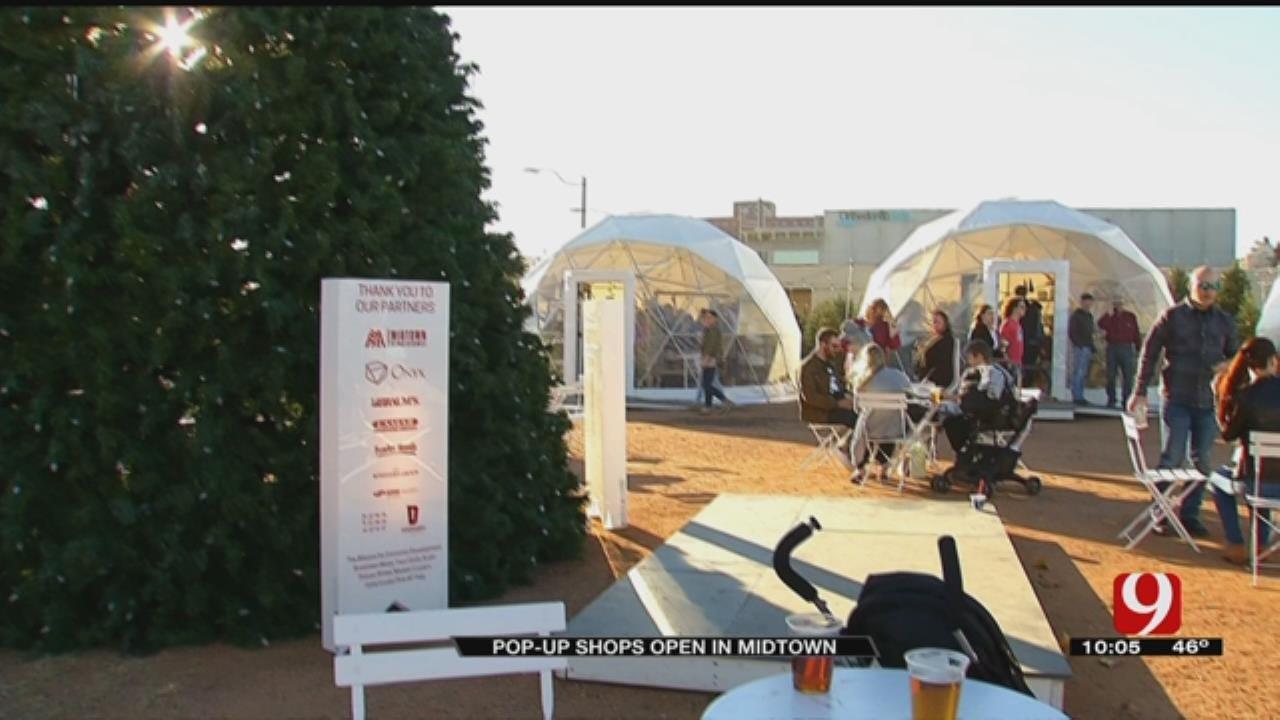 Holiday Pop-Up Shops Return To OKC