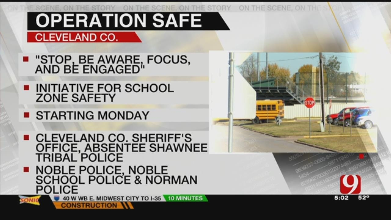 Operation SAFE: Protecting Cleveland County Children