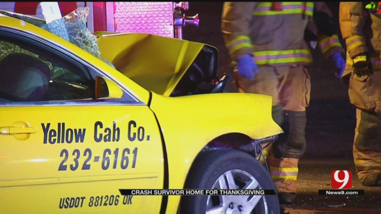 Victim In Head-On Collision, Home Just In Time For The Holidays