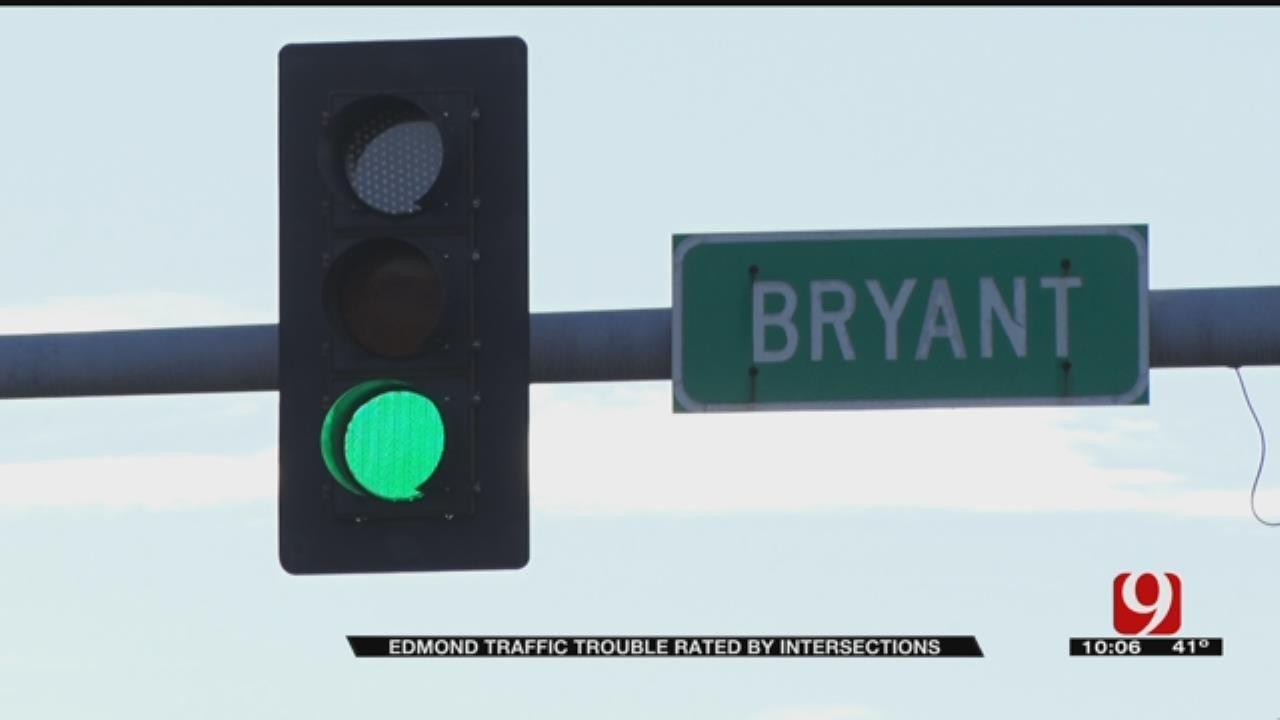 Top 10 Traffic 'Hot Spots' Identified By Edmond Residents