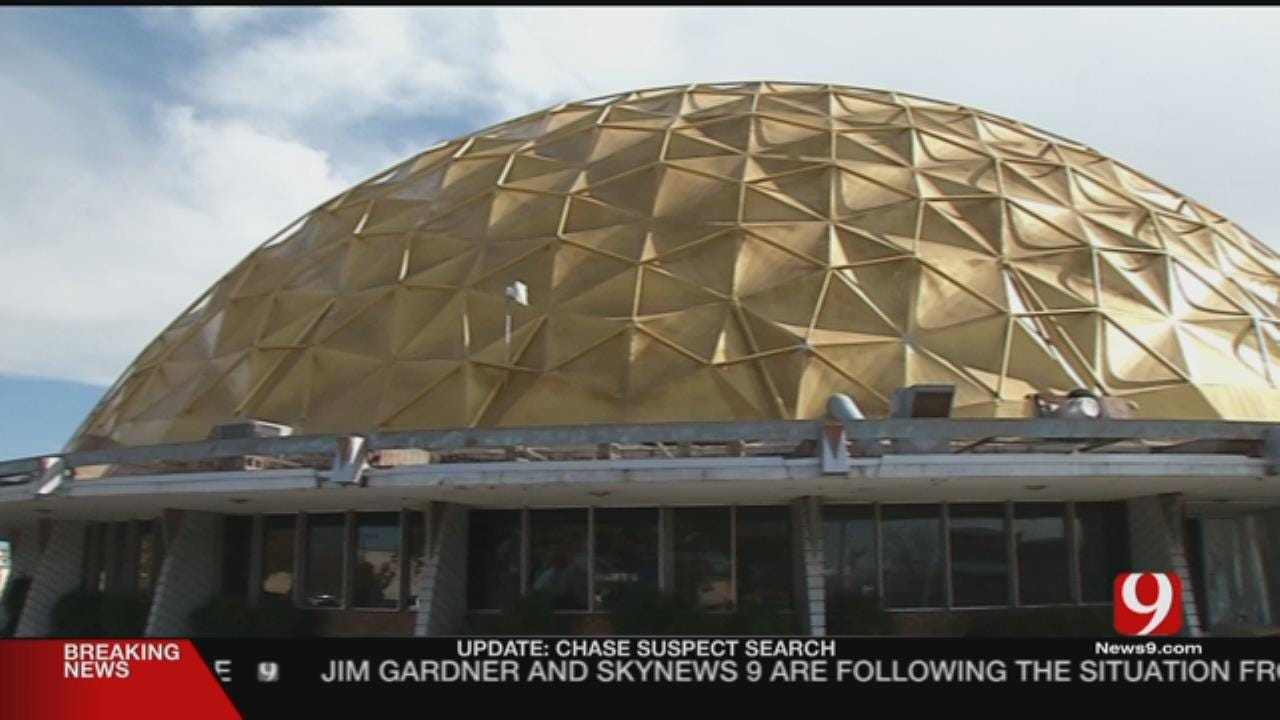 OKC Gold Dome Owner Working To Repair Building