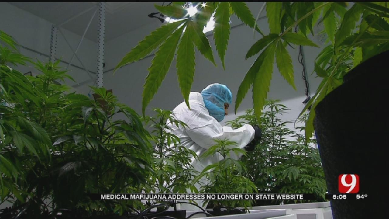 Oklahoma Advocacy Group Plans To Sue OSDH Over Medical Marijuana Addresses