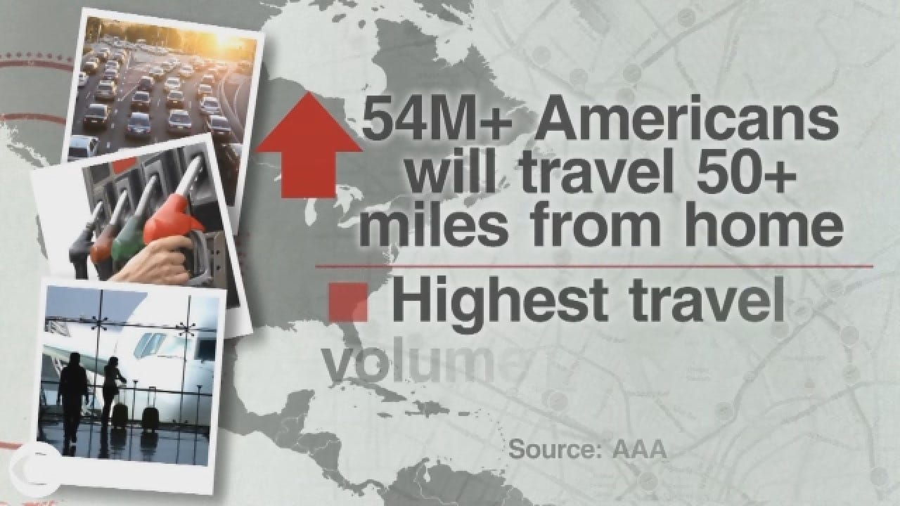 Americans Expected To Travel 50+ Miles This Thanksgiving