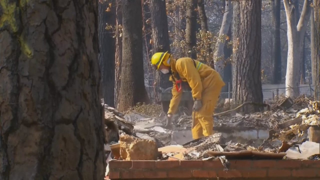"""""""Camp Fire"""" Rain Recovery Concerns"""