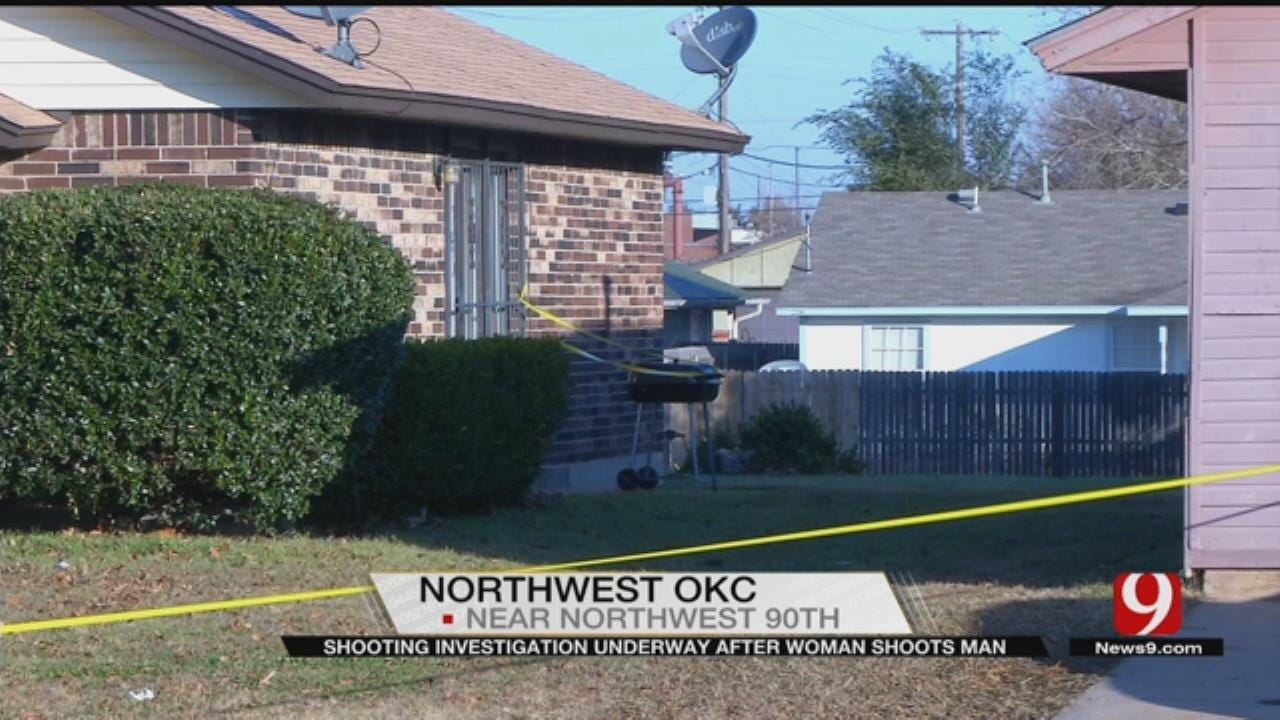 1 In Custody After Domestic-Related Shooting In NW OKC