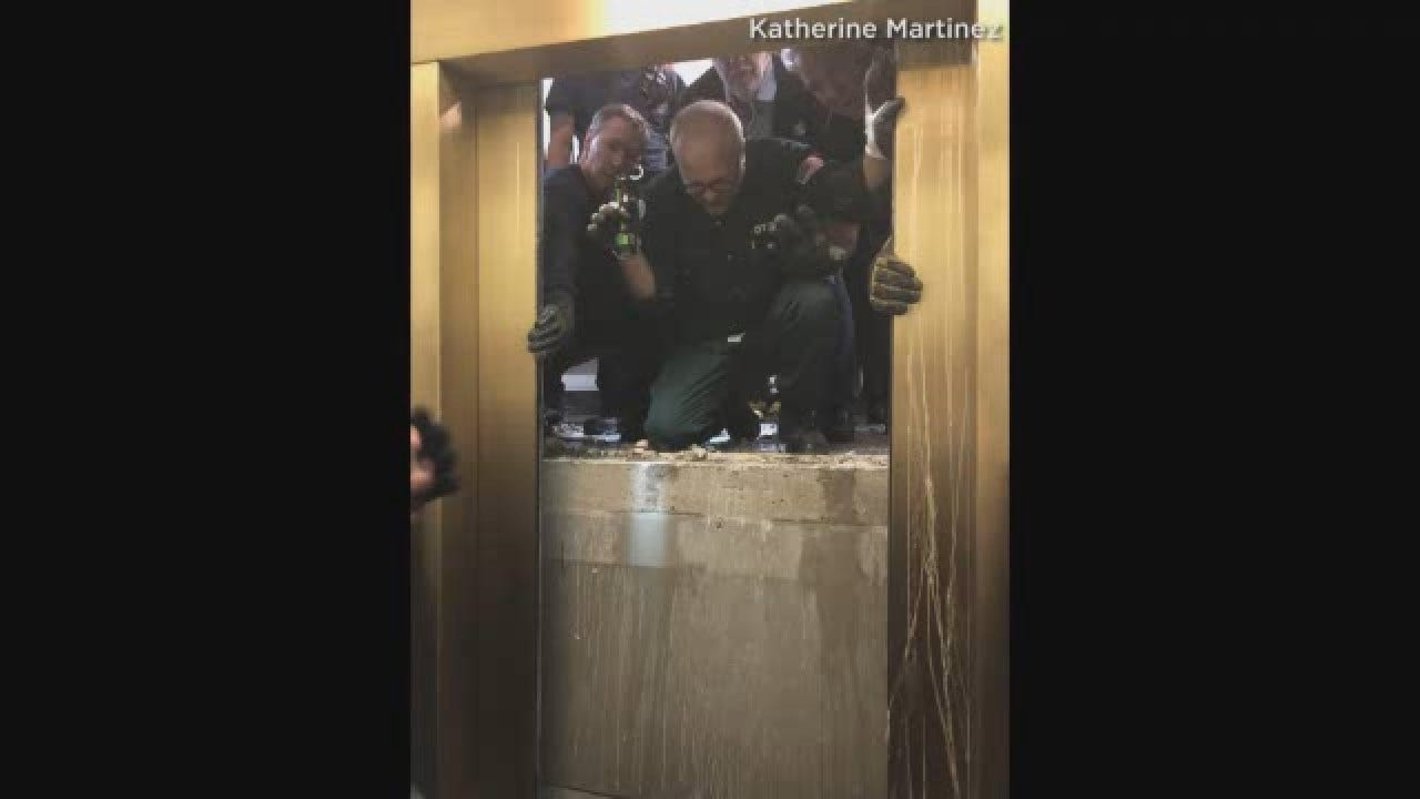 Chicago: 6 Trapped In Elevator That Plunged 84 Floors