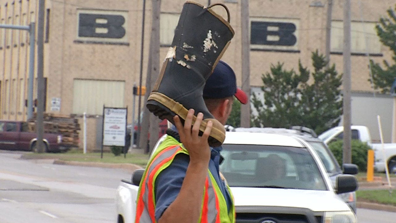 Legal Fight Begins Over OKC Panhandling Ordinance