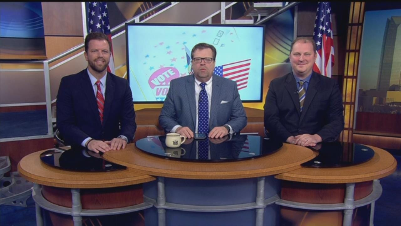 Your Vote Counts : Gov.-Elect Kevin Stitt's Transition Team Very Experienced