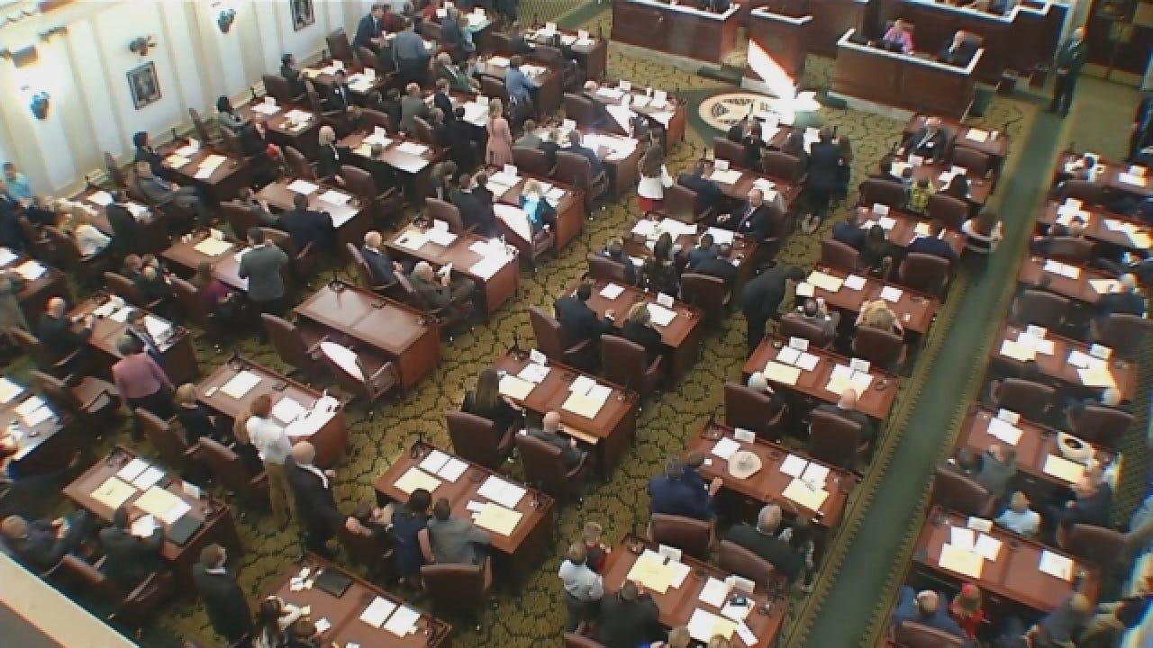 Mitchell Talks: Newly Elected State Legislators Sworn Into Office