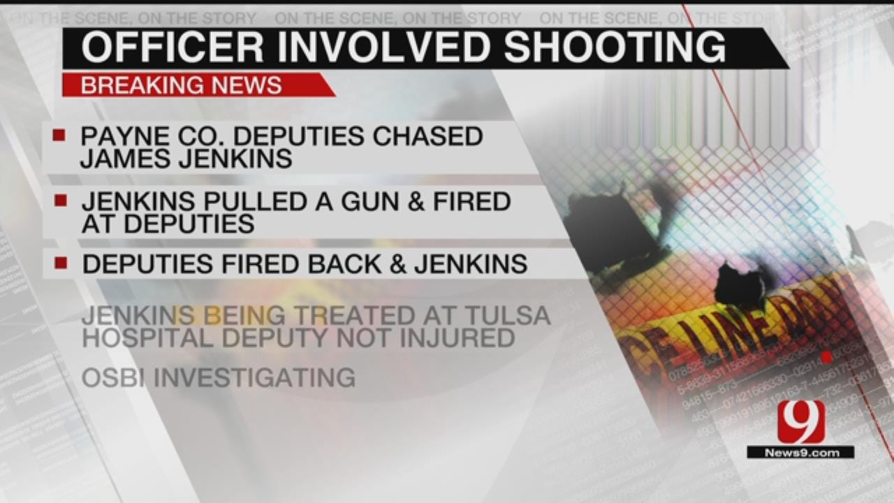 OSBI Investigate Overnight Officer-Involved Shooting In Payne County