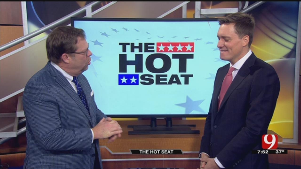 Hot Seat: Matt Pinnell On Stitt's Transition Team