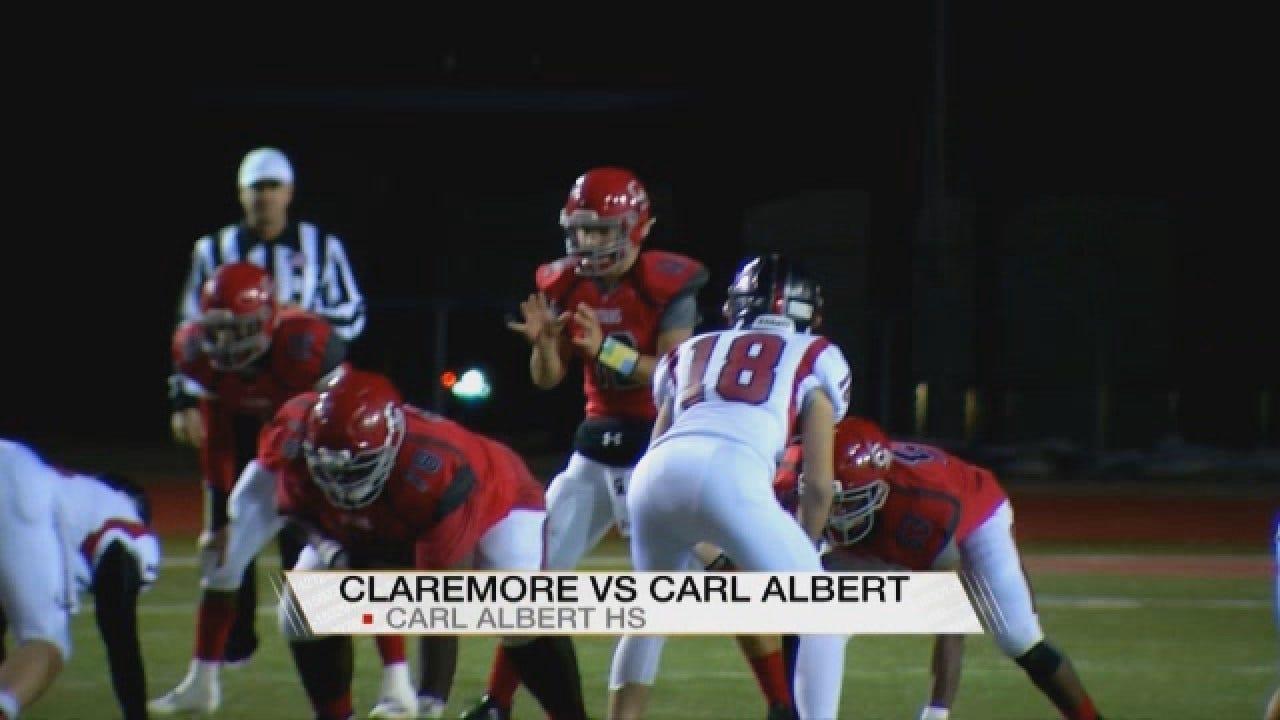 Carl Albert Vs. Claremore