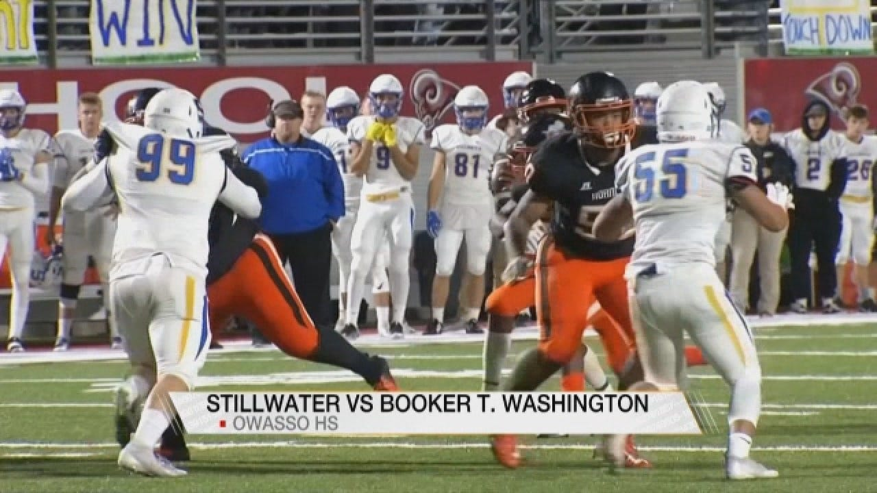 Game Of The Week: Stillwater Vs. Booker T. Washington