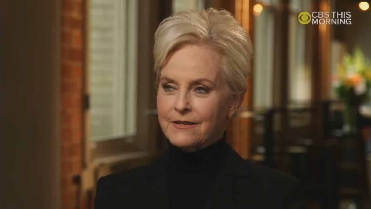 Cindy McCain Says She Hopes Trump Learns From Election Losses