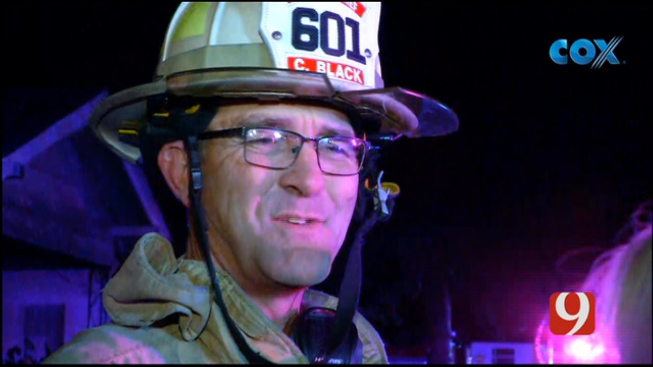 Fire Chief Explains How Residents Can Prevent Vacant House Fires
