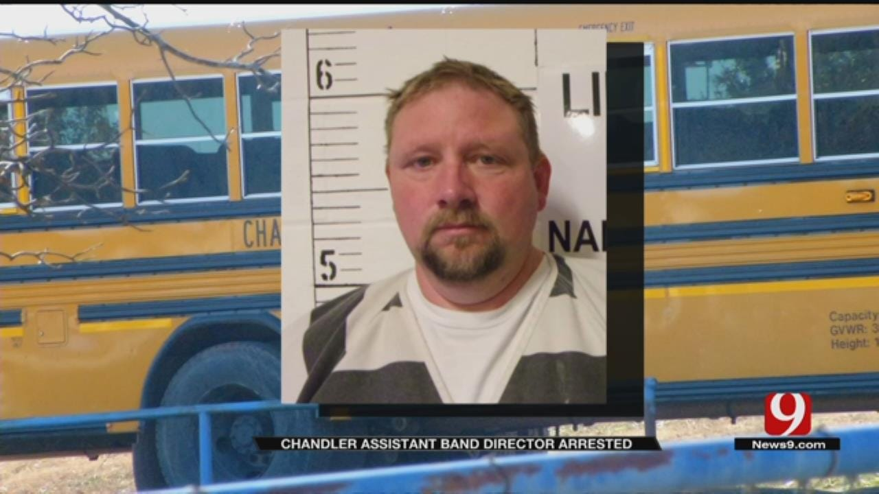 Chandler HS Asst. Band Director Arrested, Accused Of Child Sex Abuse