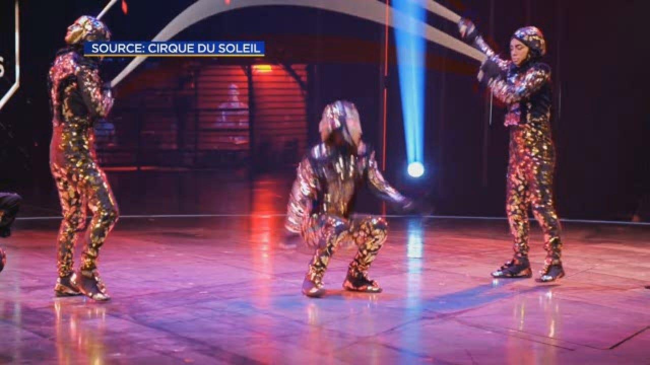 Cirque Du Soleil To Open New Show 'Volta'