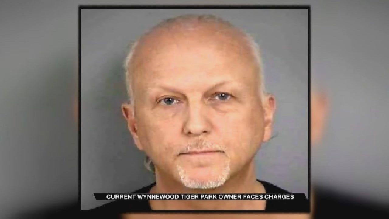 Current Wynnewood Animal Park Owner Facing Charges
