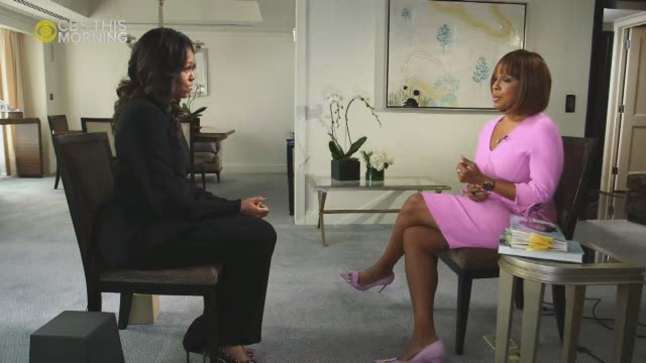 "Michelle Obama: ""What Direction Do We Want Our Country To Go In"""