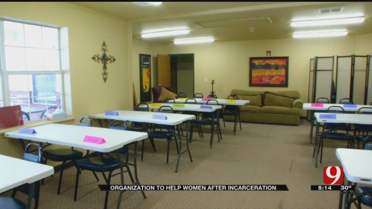 Organization Helping Oklahoma Women After Incarceration