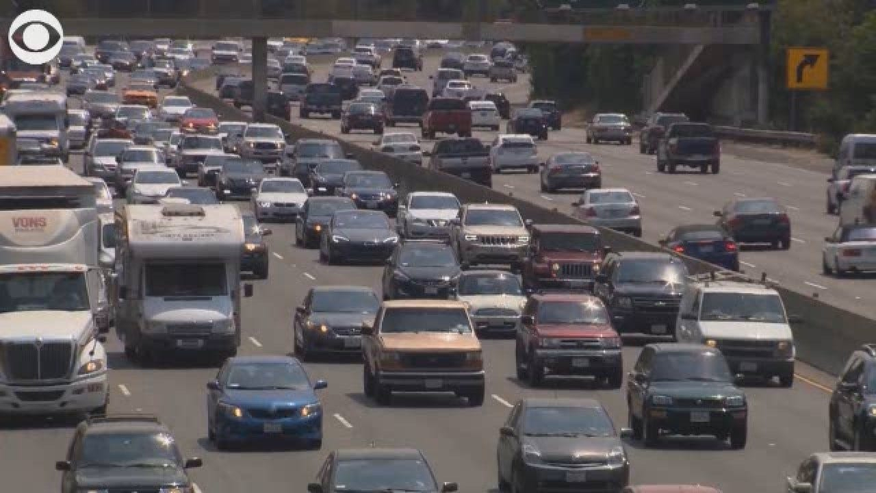 CBS News: Here's Your Thanksgiving Travel Forecast