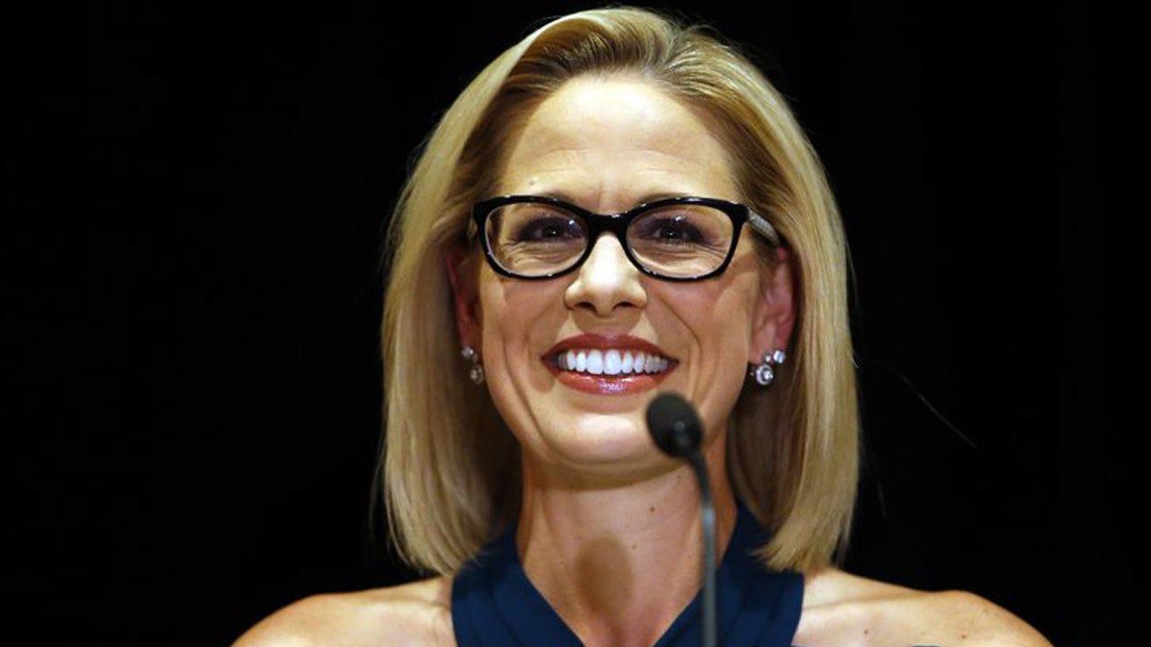 Democrat Kyrsten Sinema Flips Arizona Senate Seat Vacated By Sen. Jeff Flake
