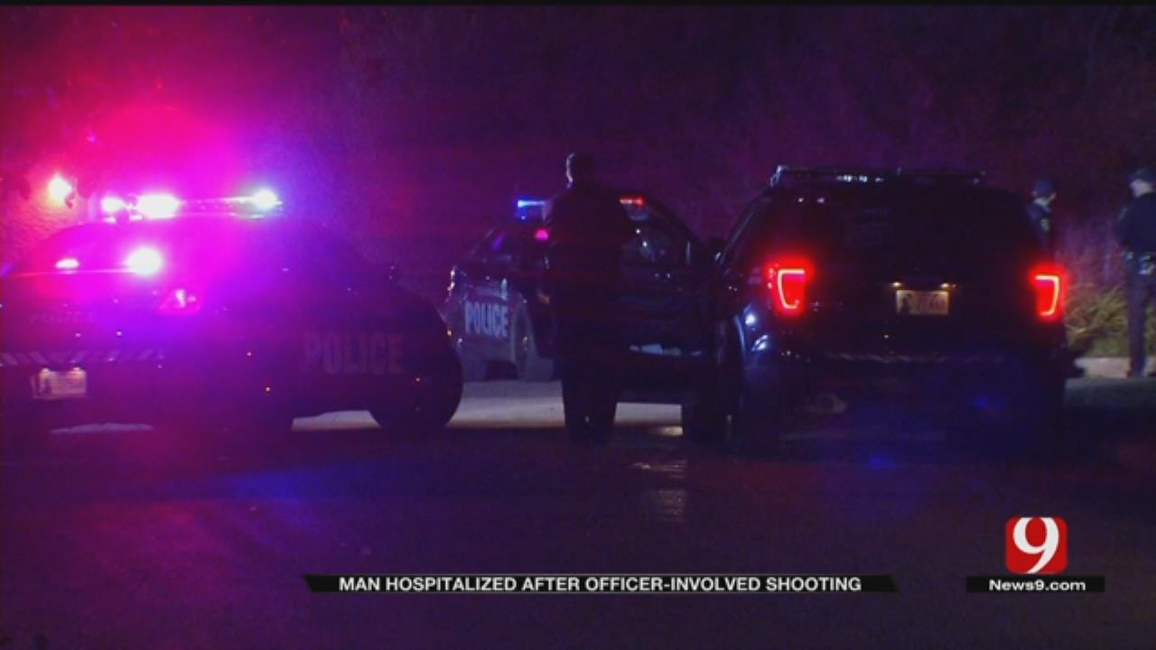 3 Officers Placed On Leave After SW OKC Shooting