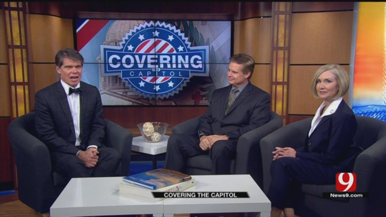 Covering The Capitol: Moving Forward As A State