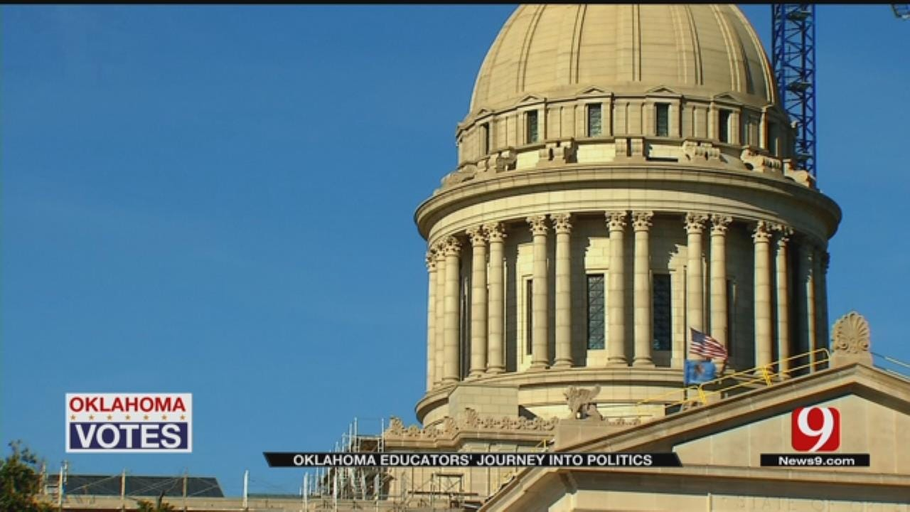 Oklahoma Educators Running For State Office