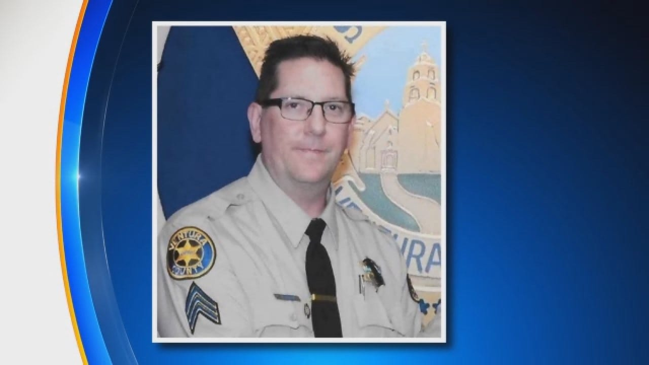 End Of Watch Call For The Ventura County Deputy Killed In CA Mass Shooting