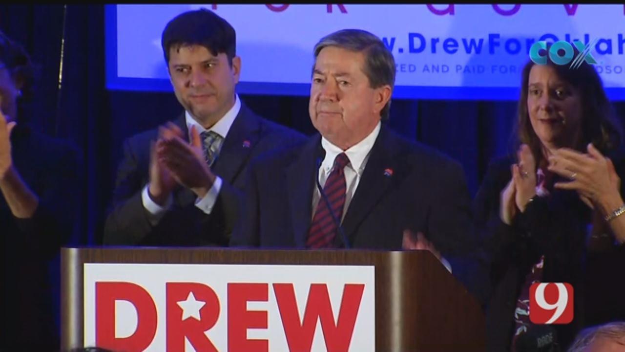 Drew Edmondson Concedes Race For Oklahoma Governor