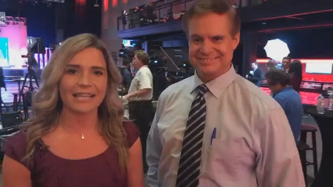 Bonnie Campo and Aaron Brilbeck Give Their Takes On The Governor's Race Based On Voter Turnout