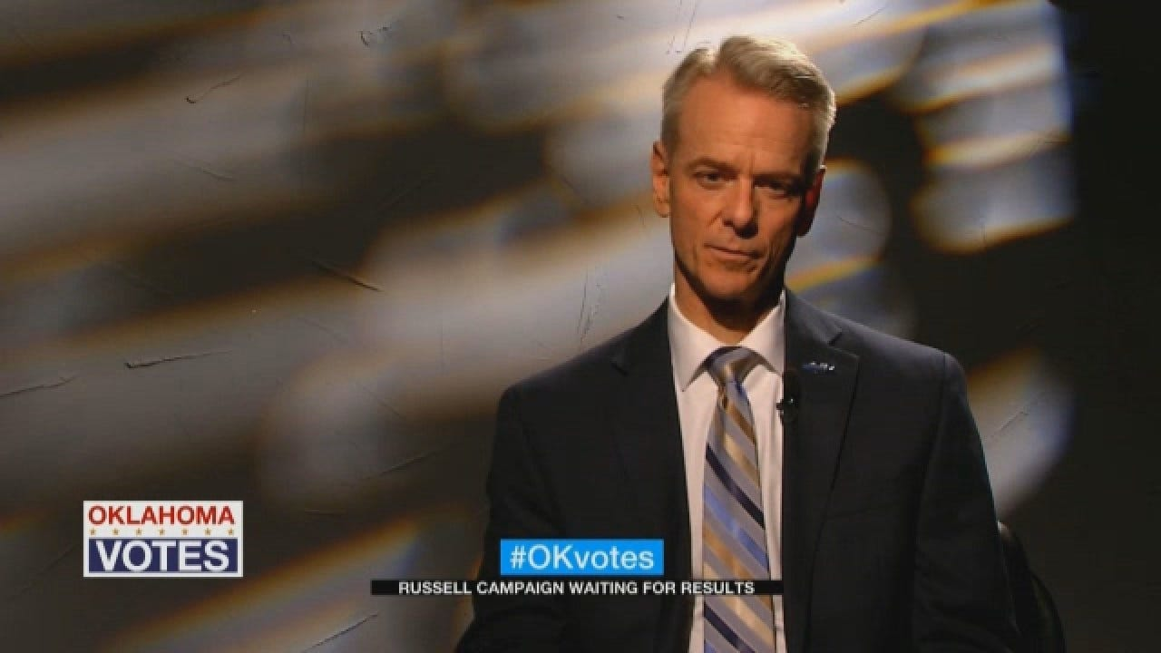 Kendra Horn And Steve Russell Face Off For District 5 Congress