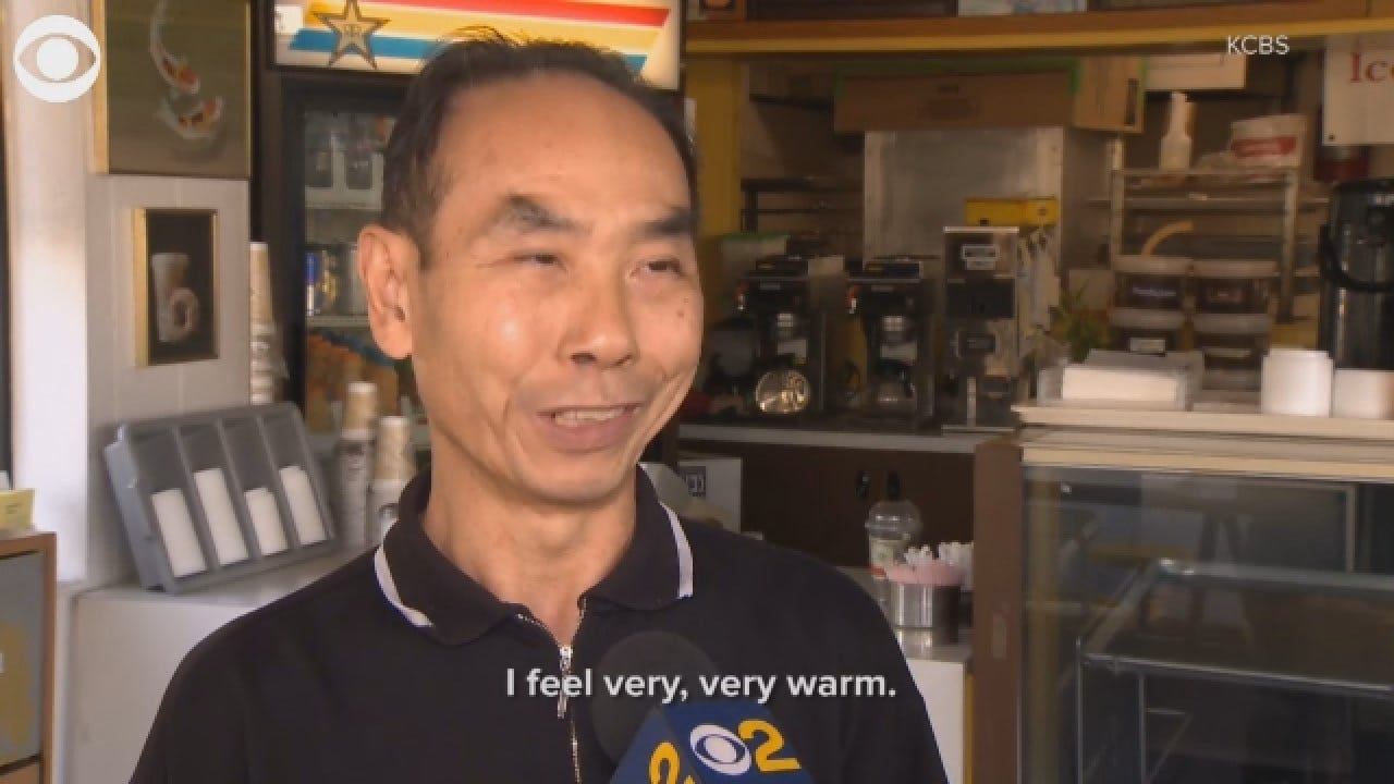 Customers Help Donut Shop Sell Out Early So Proprietor Can Attend To Sick Wife