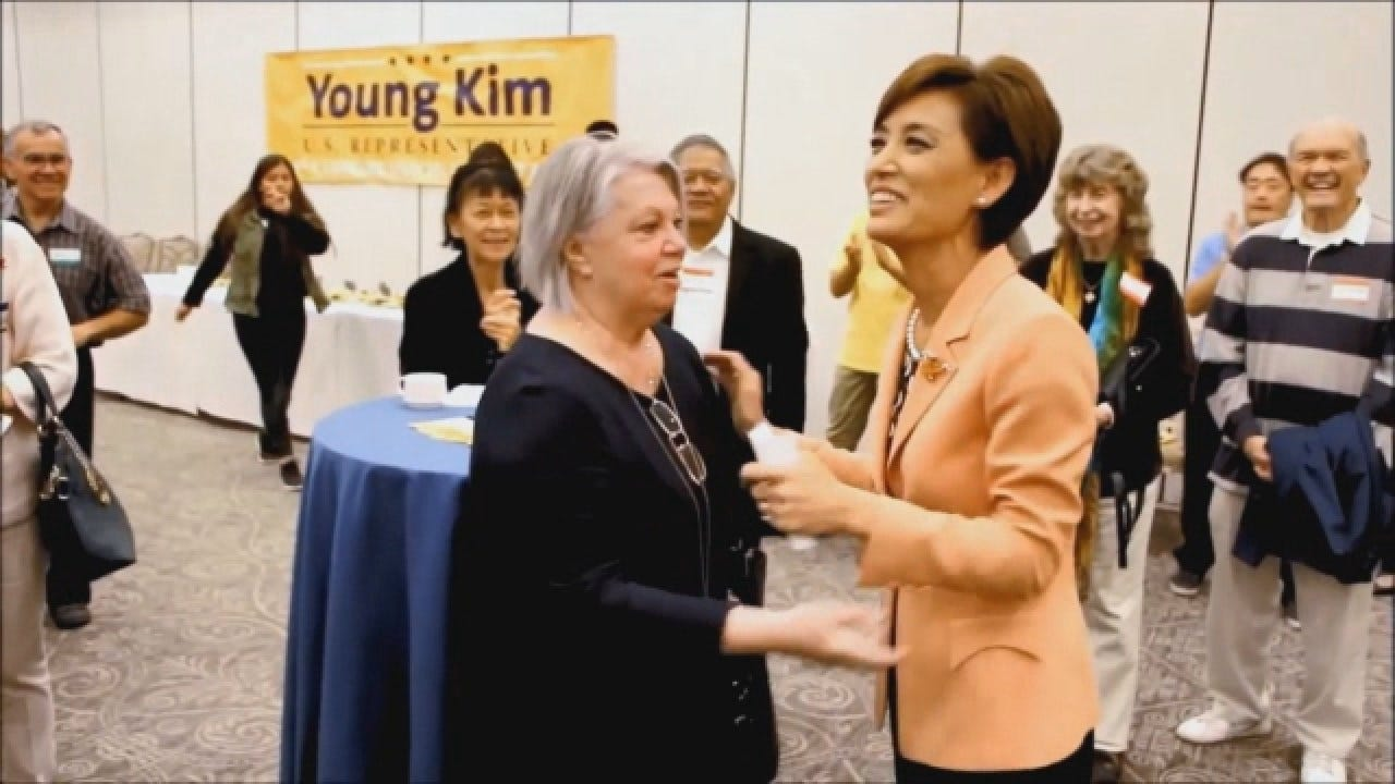 Candidates Look To Make History In Midterm Elections