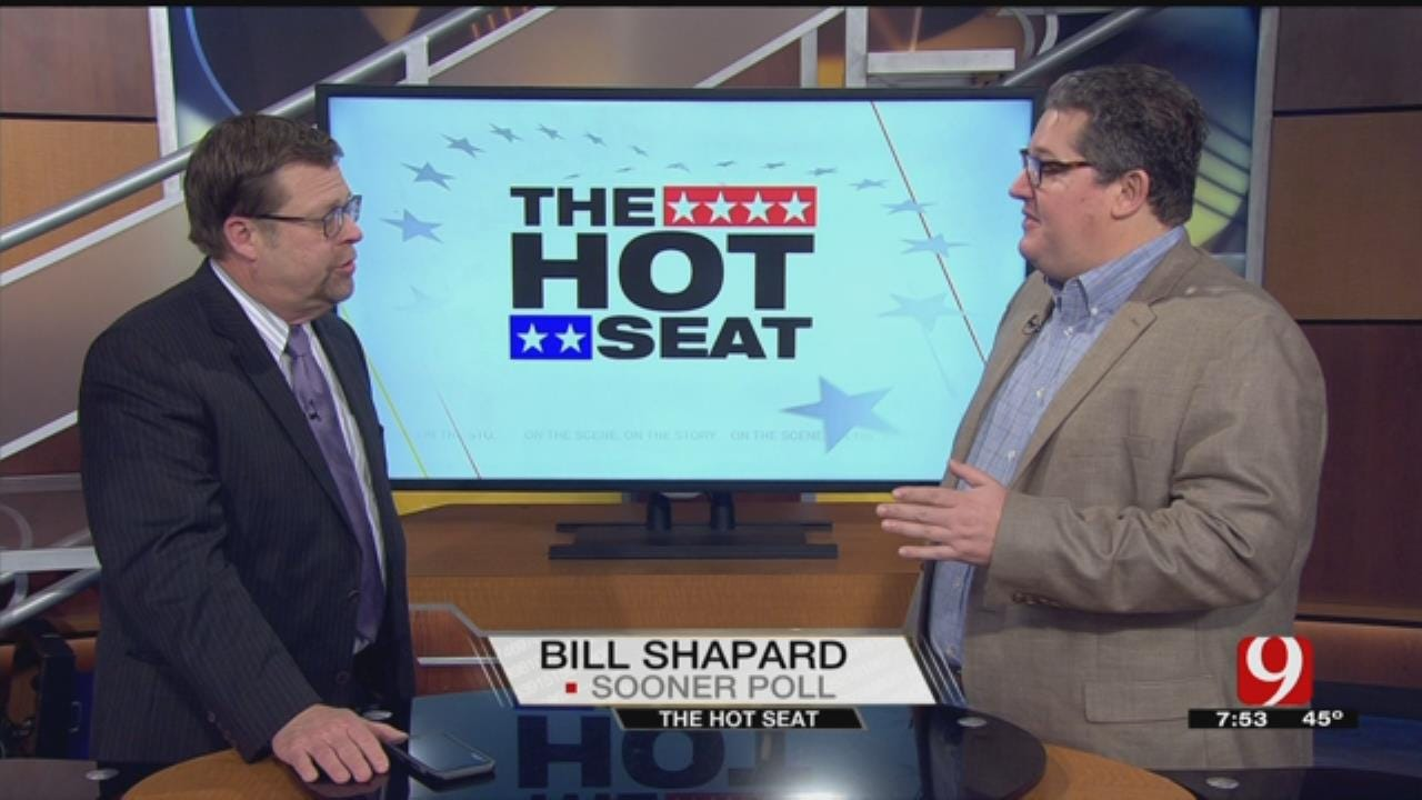 Hot Seat: Midterm Elections Just 3 Days Away