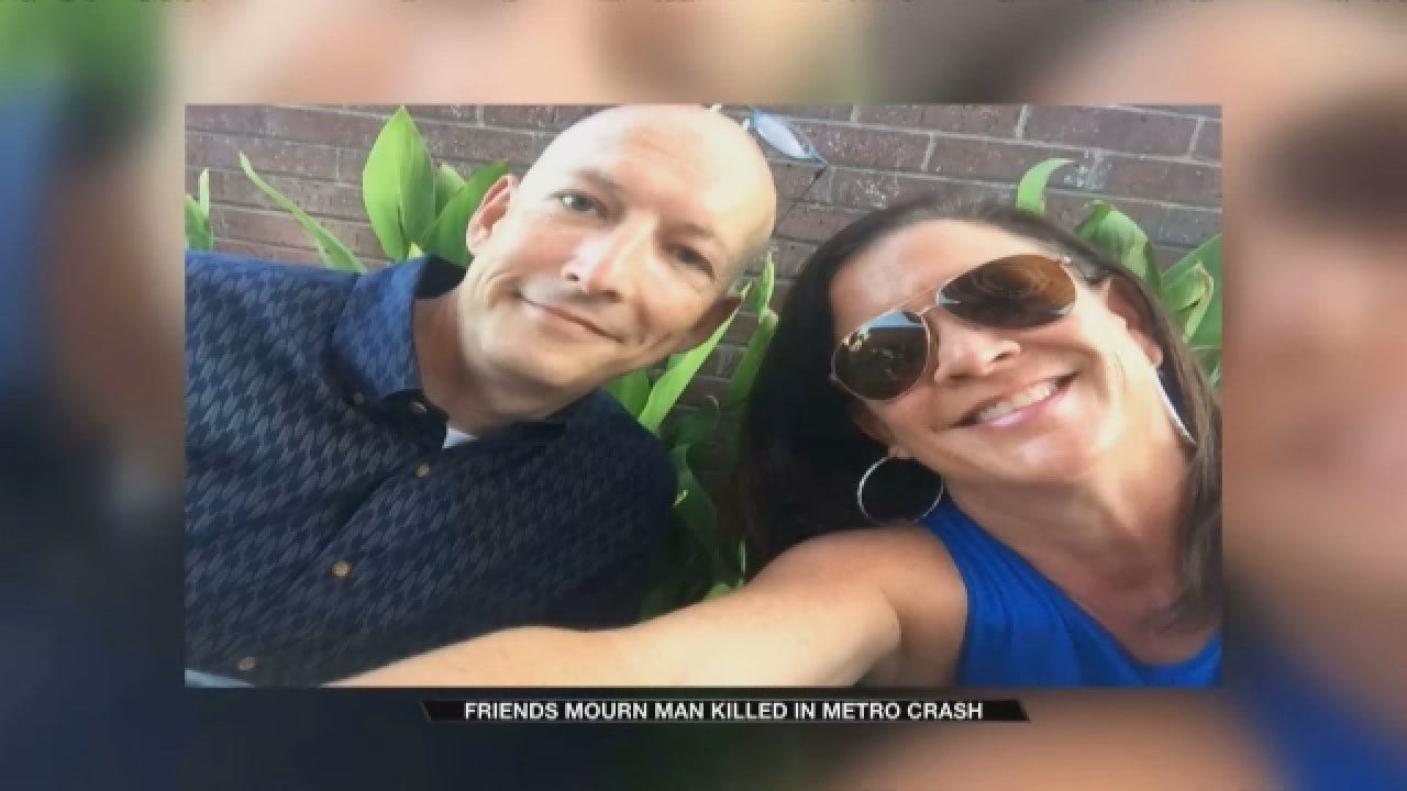 Friends Mourn Man Killed In NW OKC Moped Crash