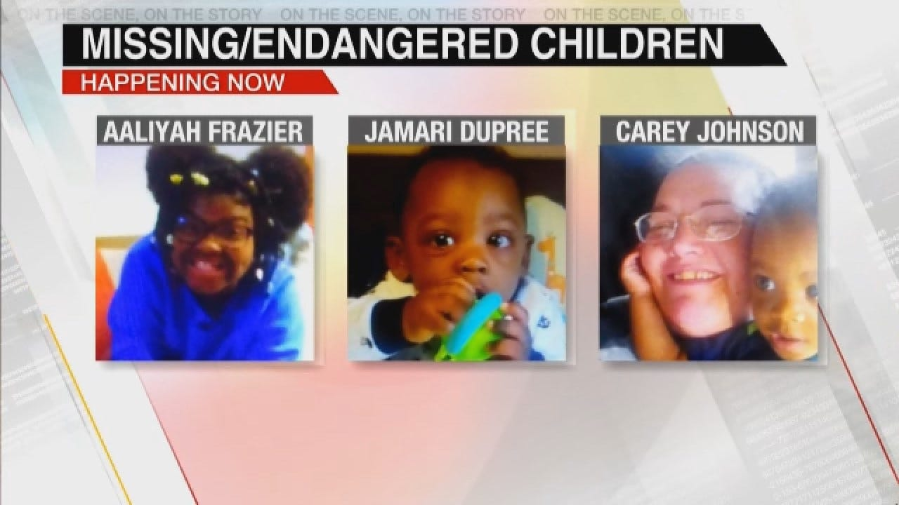 OCPD Searching For Missing, Possibly Endangered Girl And Baby